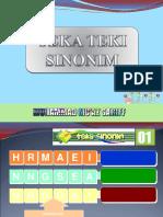 Bahasa Jiwa Bangsa