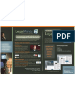 LegalMinds Thought Leadership Programs (10/2010)