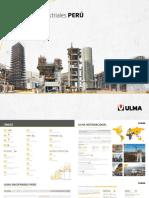 Ulmaconstruction Proyectos Industriales Peru