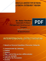 Interpersonal Effectiveness.ppt