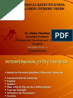 Interpersonal Effectiveness.ppt