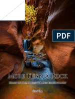 More Than a Rock Essays on Art Landscape and Photography