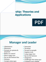 Leadershi-Theories and Applications.ppt