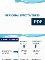 Personal Effectiveness.ppt