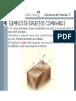 Resistencia de Materiales 2_unidad 3 Esfuerzos Combinados. 2