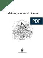 Alabanzas a Las 21 Taras LO1 PDF