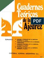Cuaernos Teoricos