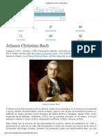 Biografía de Bach