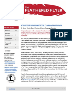 WCAS Newsletter Vol.16 Issue 3 August 2018 and Membership Letter-Digital