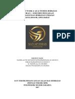 laporan wirausaha