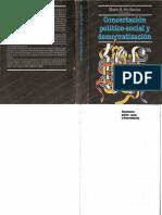 Mayorga-Concentración politico social y democratización.pdf