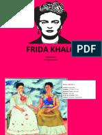 Portafolio Pintor Frida Khalo 2