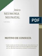 Neumonia Caso Clinico