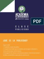 PPT Clase Publicidad