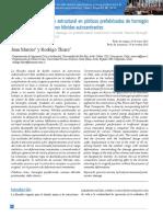 Control Del Daño Sísmico Estructural en Pórticos Prefabricados de Hormigón