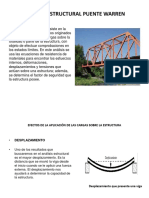 Analisis Estructural Puente Warren Point