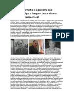 Adelino Pina Fariseu Alemão Invejosa Escumalha e Gentalha Que Prejudica Loriga, a imagem desta vila e a imagem dos loriguenses