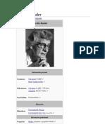 Lauretta Bender Revision Wikipedia
