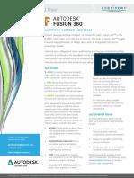 ACU Fusion 360 Datasheet 051217RA