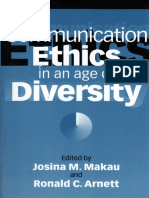 communication ethics in a age of diversity