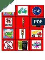 Bingo Medios de Transporte