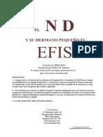 Articulo 3 ND-EFIS