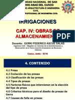 0. IRRIG4. Almacenam