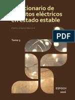 SOLUCIONARIO DE CIRCUITOS ELÉCTRICOS EN ESTADO ESTABLE Pedro Infante.pdf