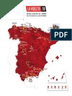 Vuelta España 2018