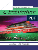Historical Dictionary of Architecture .pdf