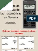 Manual de calculadora cientifica