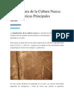 Arquitectura de La Cultura Nazca