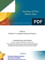 StarSteer 2018.4 WhatsNew