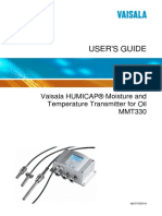Manual de Usuario Vaisla serie MMT330