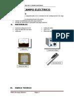 Lab02-Campo Electrico y Diferencia de Potencial