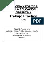 Tp n1 - Analisis de Una Politica Educativa - CONECTAR IGUALDAD