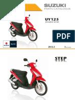 Catalogo de Mi Moto Uy125