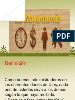 Mayordomia