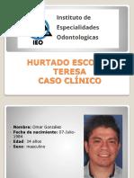 CASO CLINICO  RICKETTS