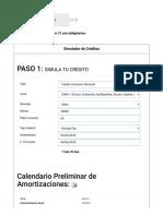 Tarifario Convenio Pymes Capital Trabajo 12-01-2018