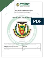 Informe Electricidad Dos 3p Km13