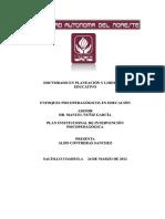 Plan Institucional de Tutoría (Educación Superior)