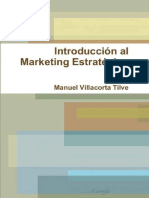 Introducción Al Marketing Estratégico