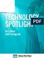 Technology Spotlight - Instagram Hero