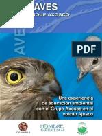 Guía de aves del Ajusco