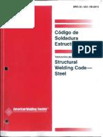 Codigo Soldadura Estructural  AWS D1.1- Acero-ESPAÑOL.pdf