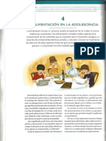 Libro Salud y Ado 4 Unidad