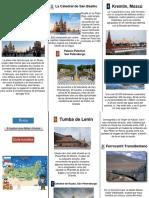 Guia Turistica Rusia 2018