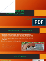 Clasificación de los materiales - Tecnologia de los materiales