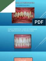Caracteristicas Clinicas Normales de La Encia